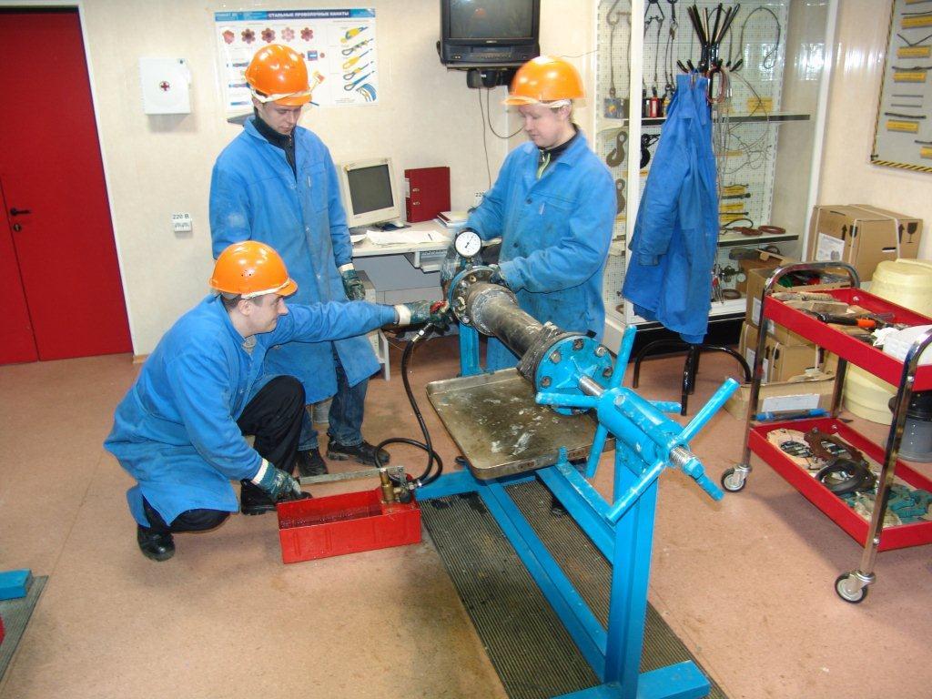 инструкция по охране труда слесаря авр водопровод