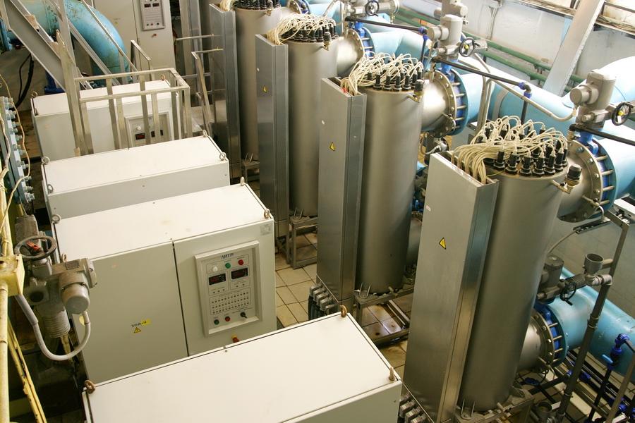 Очистка воды. Фильтры для очистки воды